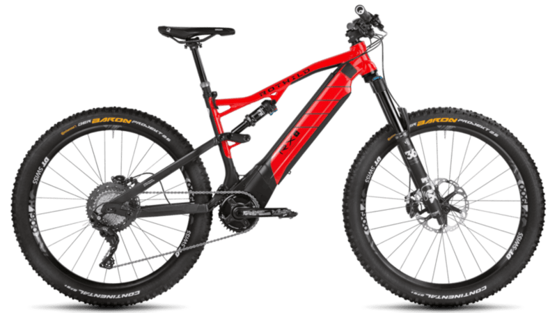 Rotwild All-Mountain E-MTB