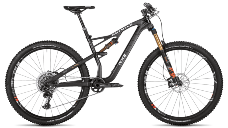 Rotwild Carbon VTT Full Suspension