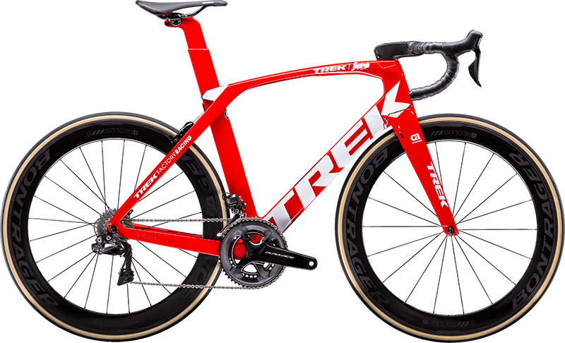 Trek Carbon Road Bike Aero with rim brake