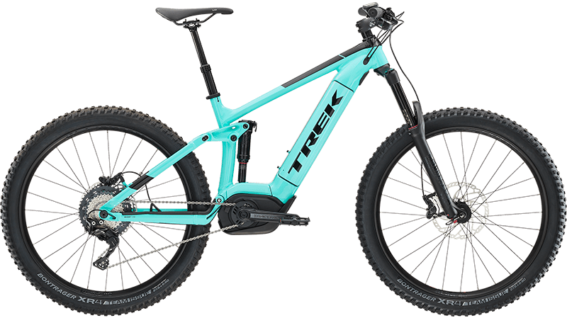 Trek All-Mountain E-MTB