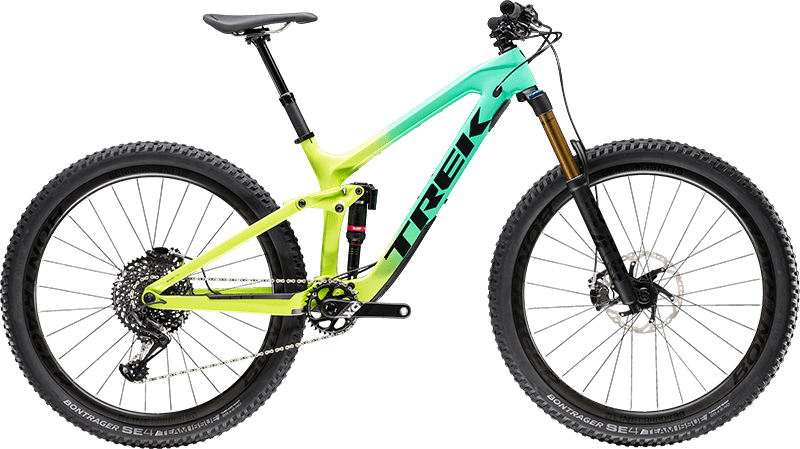 Trek Carbone Enduro VTT